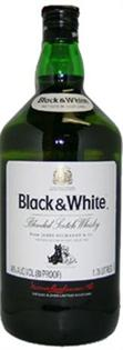 Black & White Scotch 80@ 1.75l
